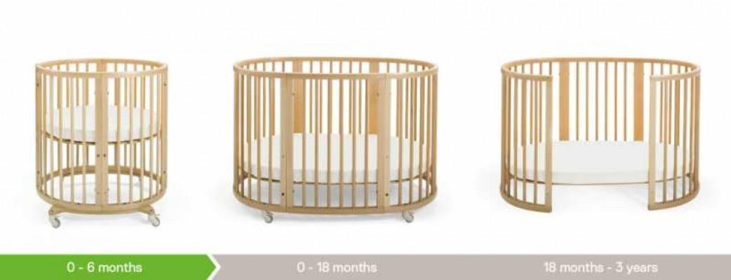 a67523af42b ΚΟΥΝΙΑ STOKKE SLEEPI -Baby Ads | παιδικές αγγελίες